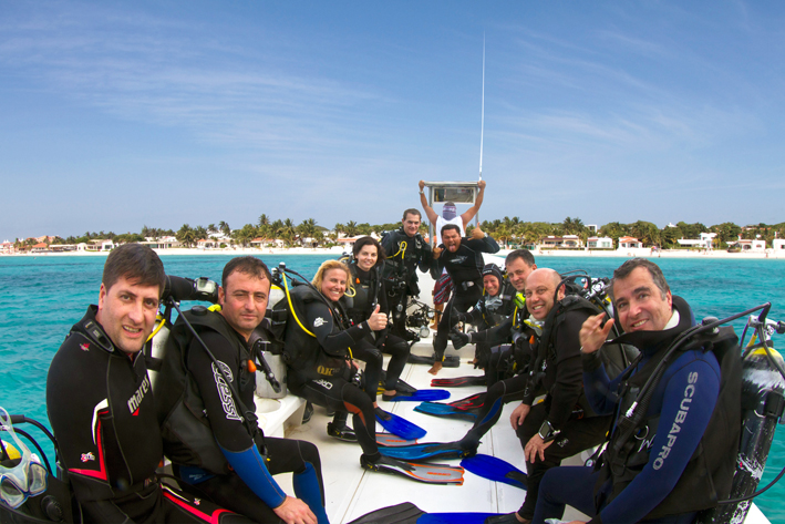 dive certification in cancun open waters 4