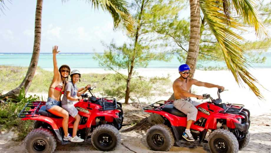 atv and speed boat tour (1 people in one atv) 4