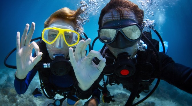 dive certification in cancun open waters 5