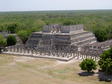 chichen itza express 5