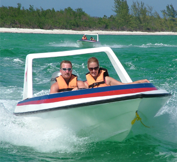 atv and speed boat tour (1 people in one atv) 2