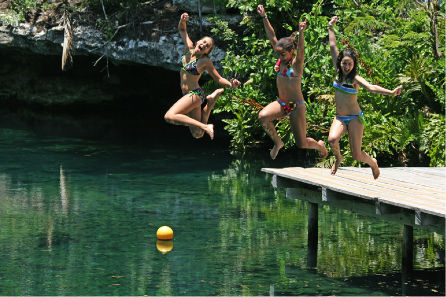 tulum - tankah jungle adventure tour 4