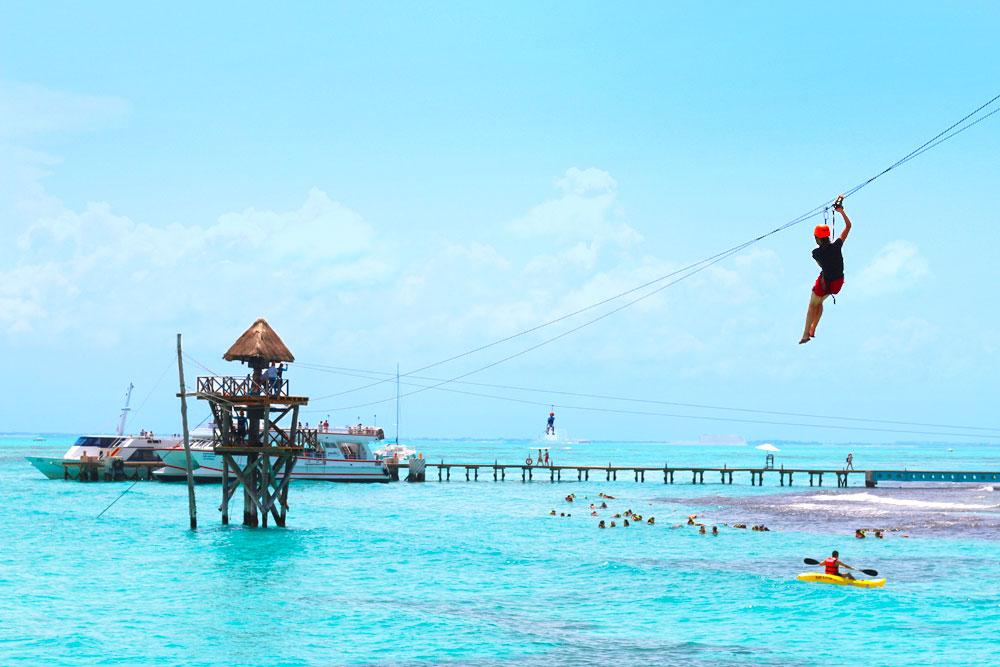 Parques acuáticos para ir con niños
