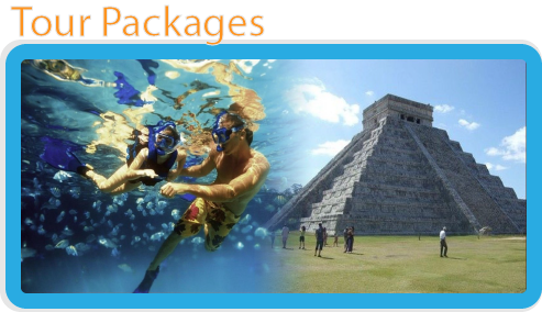 tour packages in cancun