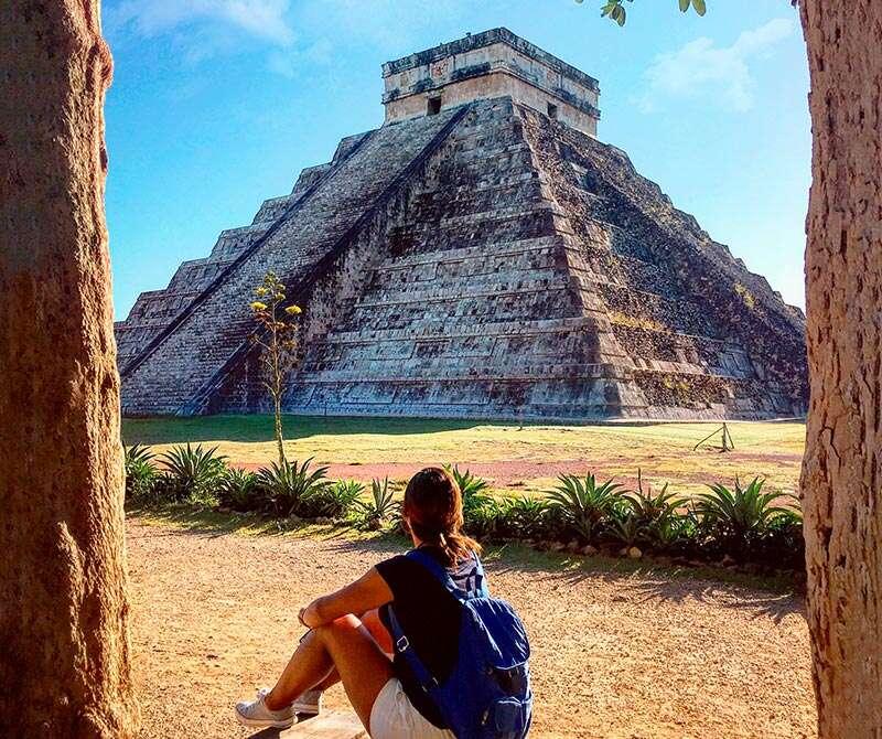 Cancun All Tours Xichen Itzá En Autobus