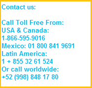 contacto tours cancun